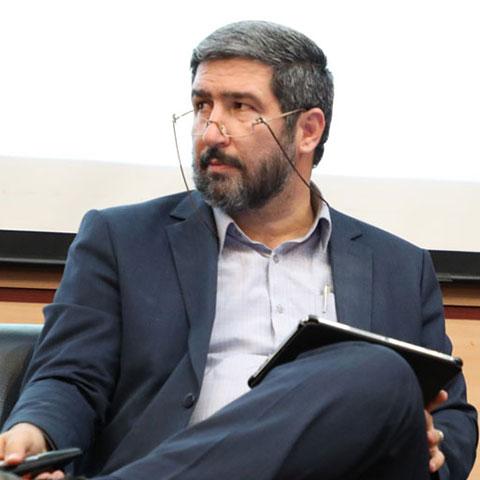 ابوالقاسم صادقی - معاون امنیت فضای تولید و تبادل اطلاعات ناجا