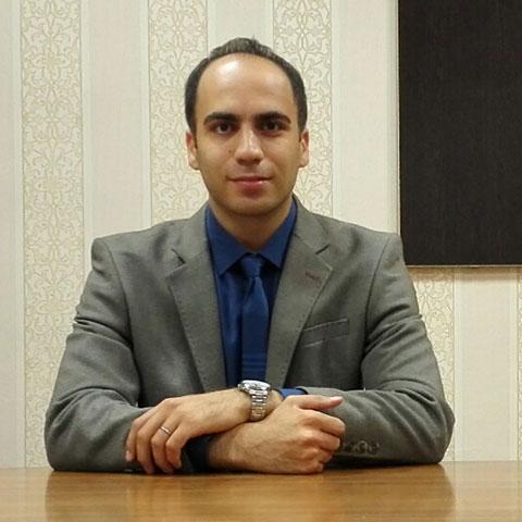 علی عاج - دکترای آموزش زبان انگلیسی