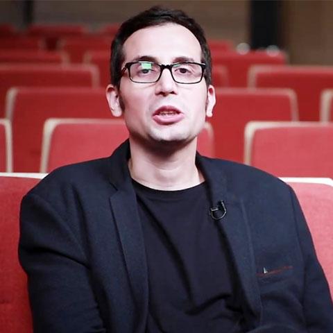 آرش برهمند - سردبیر ماهنامه پیوست