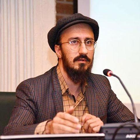 حامد بیدی - گرافیست و پژوهشگر هنری