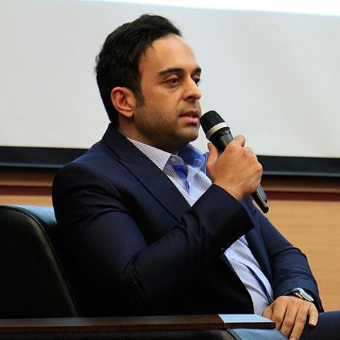 حمید فرهمند - تحلیلگر ارتباطات و رفتاری سازمانی