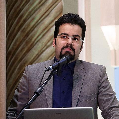 مهدی بینا - مدیرکل دفتر فناوریهای نوین ریاست جمهوری