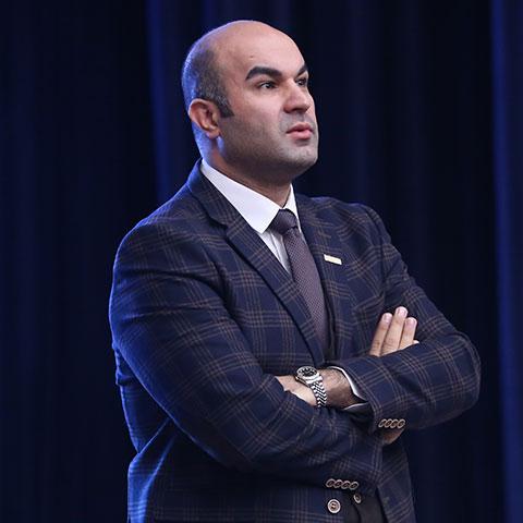 مهدی جبرائیلی - دبیرکل جامعه کارآفرینان اتحادیه اروپا
