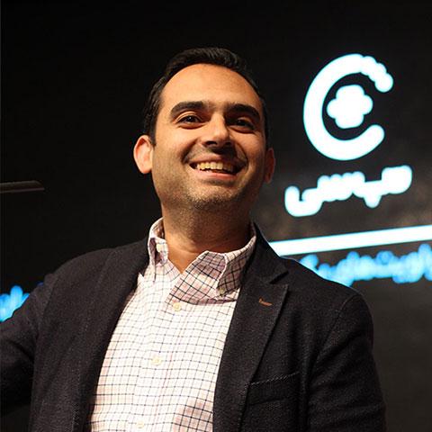 میلاد منشی پور - مدیرعامل تپسی