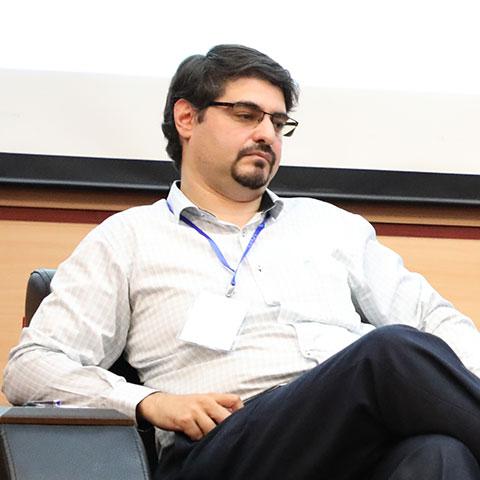 سید محمد محمدزاده - ترجمیار - مدیرعامل ترگمان