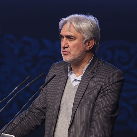 سید مرتضی موسویان - رییس مرکز رسانه های ویجیتال وزارت ارشاد