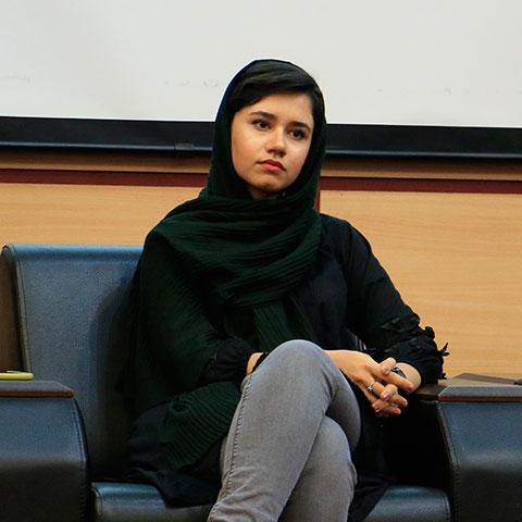 سارا ستوده - مدیر توسعه کسب و کار اسپید