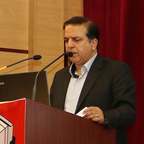 دکتر محمد شهرام معین - رییس پژوهشکده فناوری اطلاعات